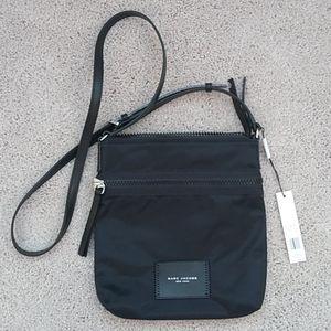 NWT Mark Jacobs New York Nylon Crossbody Bag